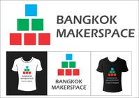 Contest Entry #45 for Design a Logo for a new MakerSpace in Bangkok