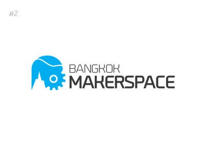 #41 for Design a Logo for a new MakerSpace in Bangkok by noninoey