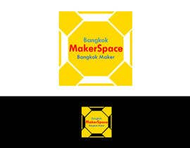 nº 48 pour Design a Logo for a new MakerSpace in Bangkok par AlphaCeph
