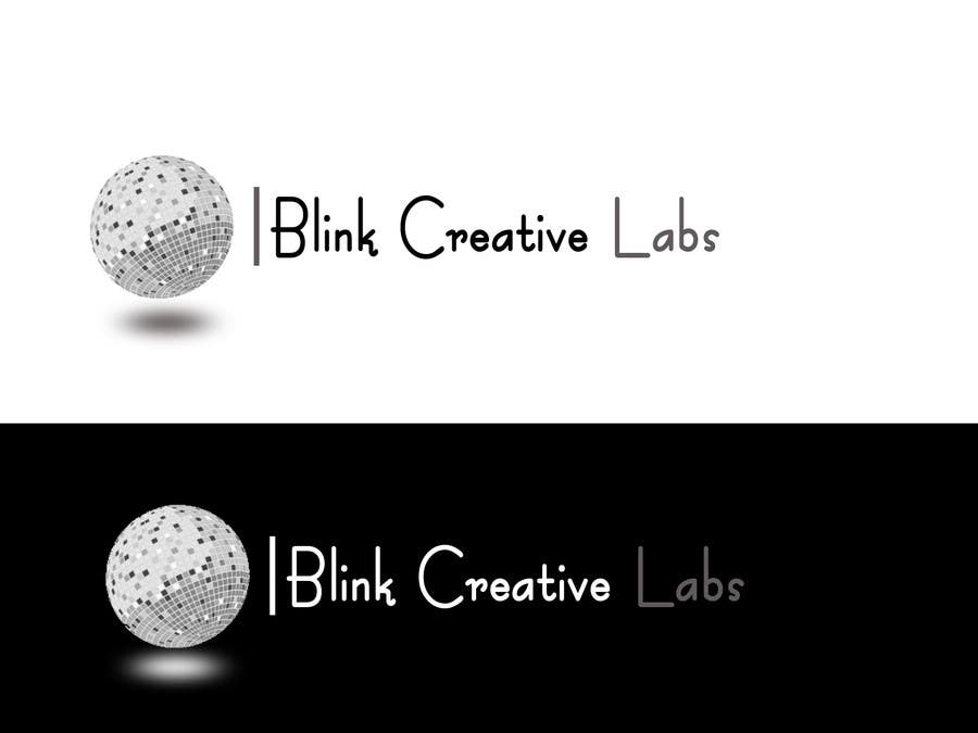 #127 for Design a Logo for Blink Creative Labs by madhukarphuyal