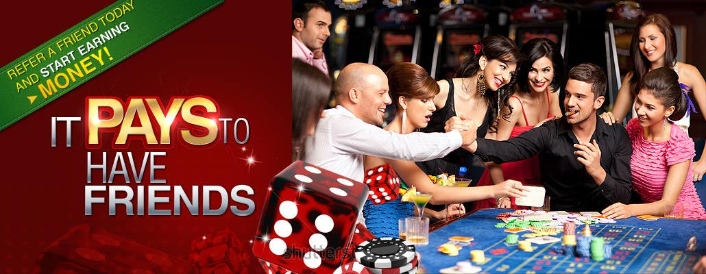 Inscrição nº 22 do Concurso para Design a Banner for an Online Casino