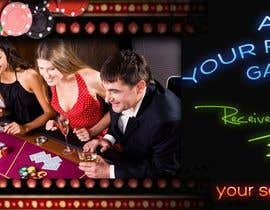 #7 for Table Games Banner for an Online Casino by selinka
