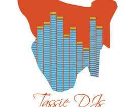 #1 untuk Design a Logo for tassie djs oleh creativecorp