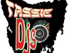 #13 untuk Design a Logo for tassie djs oleh moilyp