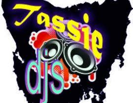 #16 untuk Design a Logo for tassie djs oleh moilyp