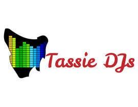 #14 untuk Design a Logo for tassie djs oleh topprofessional
