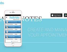 Nro 3 kilpailuun Website for Clinic Information App käyttäjältä jkphugat