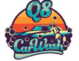#37 for Design a Logo for a car wash company af juanjomarnetti