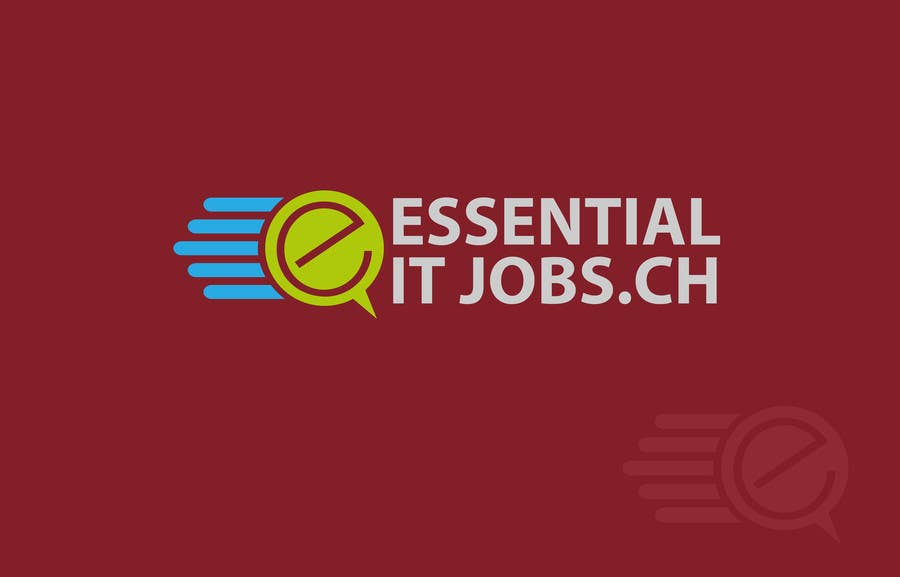 #165 for Logo Design for EssentialITJobs.ch by Cbox9