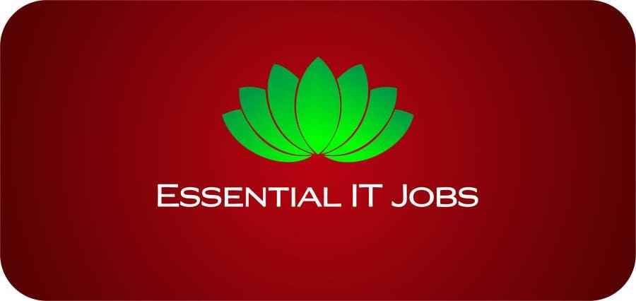 #163 for Logo Design for EssentialITJobs.ch by eugentita