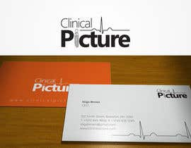 #181 para Design a Logo for ClinicalPicture por sproggha