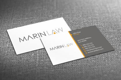 Graphic Design Contest Entry #13 for Design some Stationery for Legal Practice