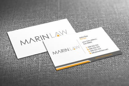Graphic Design Contest Entry #14 for Design some Stationery for Legal Practice