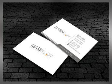 Graphic Design Contest Entry #2 for Design some Stationery for Legal Practice