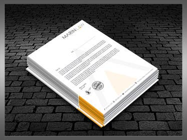Graphic Design Contest Entry #9 for Design some Stationery for Legal Practice