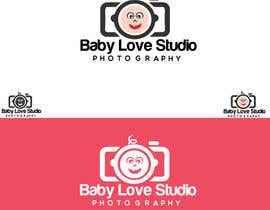 #12 for Ontwerp een Logo for Baby Love Studio Photography af zainnoushad