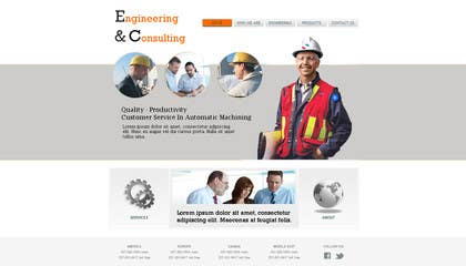 #4 para Engineering & Consulting por zicmedia