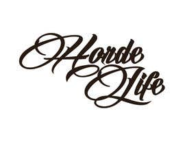 #135 for Design a Logo for Horde Life af prashant1976