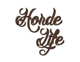 #166 para Design a Logo for Horde Life por prashant1976
