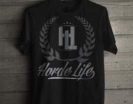 #193 para Design a Logo for Horde Life por BryanSheriif