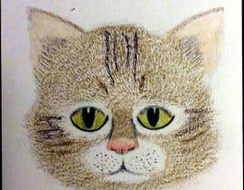 tonixclac tarafından Make An Illustration (Vector or Hand Drawn) of My Cat için no 6