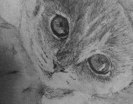 Nro 32 kilpailuun Make An Illustration (Vector or Hand Drawn) of My Cat käyttäjältä BerikUnity