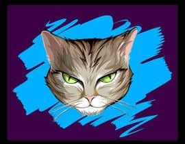 canache tarafından Make An Illustration (Vector or Hand Drawn) of My Cat için no 18