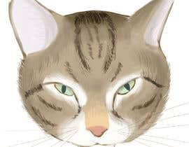 Cfigueroahe tarafından Make An Illustration (Vector or Hand Drawn) of My Cat için no 24