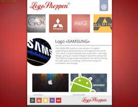 #7 cho Build a single page Website, logoshoppen.se bởi AndyBag