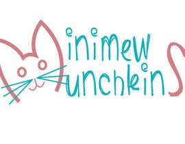 #6 for Design a Logo for MiniMew Munchkins af muhyusuf92