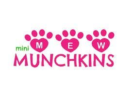 #39 for Design a Logo for MiniMew Munchkins by MRDesigns00