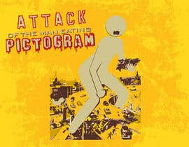 nº 5 pour Attack of the man eating pictogram! par linxoo
