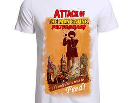 nº 6 pour Attack of the man eating pictogram! par mydZnecoz