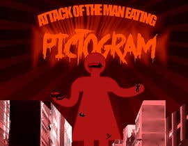 nº 8 pour Attack of the man eating pictogram! par vishnuremesh