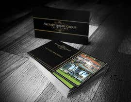 #11 untuk Design some Business Cards for Victory Luxury Group oleh ibhet