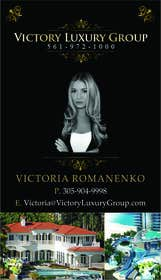 #6 for Design some Business Cards for Victory Luxury Group by dimitarnaumovski