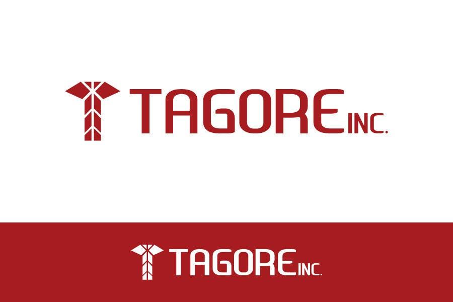 Proposition n°                                        108                                      du concours                                         Design a Logo for Tagore Inc.