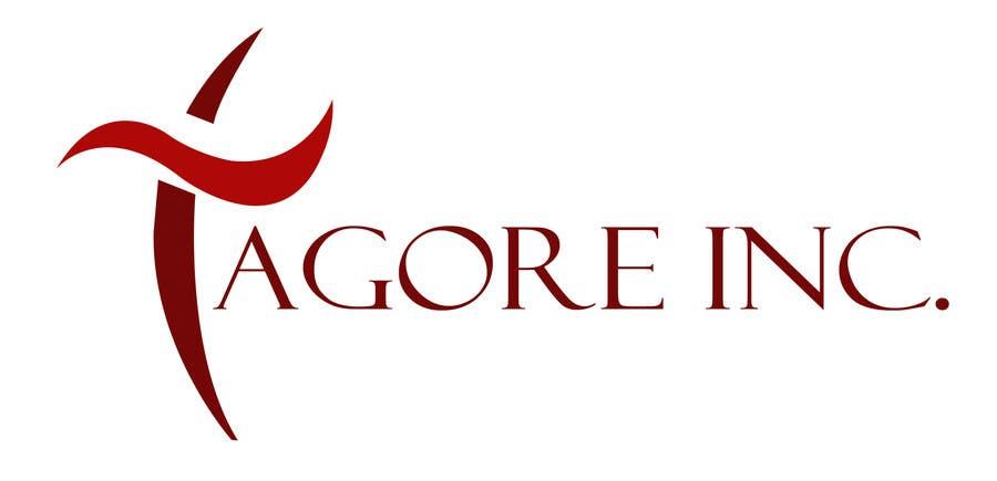 Proposition n°                                        55                                      du concours                                         Design a Logo for Tagore Inc.