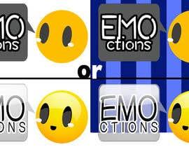Nro 30 kilpailuun Design a logo for a mobile app called Emoticons käyttäjältä Jamart1