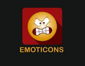 ganchevam tarafından Design a logo for a mobile app called Emoticons için no 14