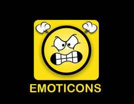 Nro 29 kilpailuun Design a logo for a mobile app called Emoticons käyttäjältä ganchevam