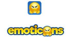 Nro 24 kilpailuun Design a logo for a mobile app called Emoticons käyttäjältä stevenadjibi