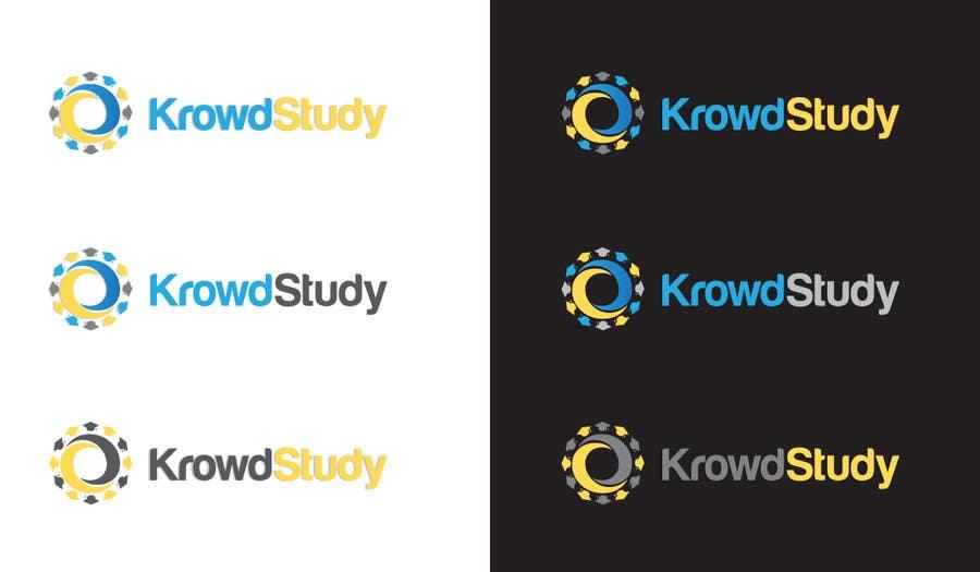 Inscrição nº 25 do Concurso para Design a Logo for KrowdStudy