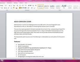 Nro 2 kilpailuun Rewrite Product Descriptions käyttäjältä sulaksha82
