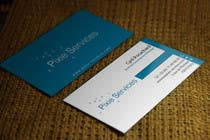 Contest Entry #37 for Business Cards for our company