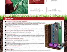 Nro 41 kilpailuun Construction company website käyttäjältä bellalbellal25