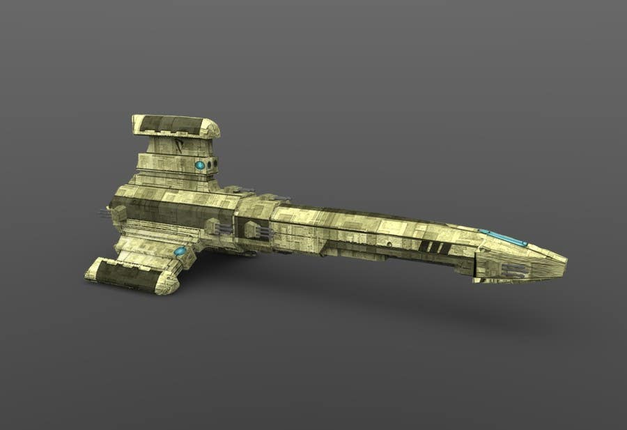 #14 for Do some 3D Modelling for a SciFi Video Game by OxideAnimation
