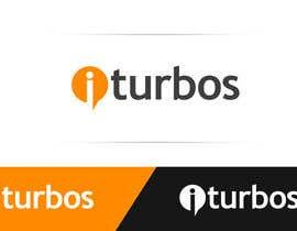 """Nro 15 kilpailuun Design logo """" iTURBOS """" käyttäjältä anudeep09"""