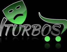 """Nro 19 kilpailuun Design logo """" iTURBOS """" käyttäjältä ravindulakshan11"""