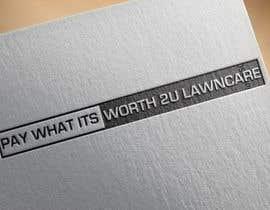 Nro 2 kilpailuun I need a logo designed for lawncare company käyttäjältä robertdicosta642